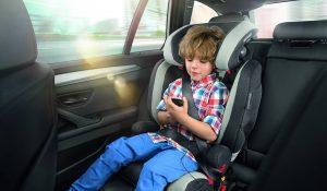 Штраф за не пристегнутых детей до 12 лет