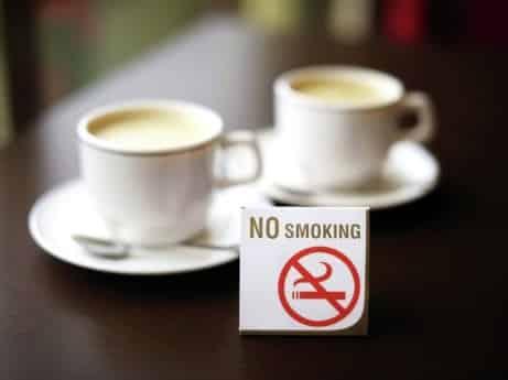 Какие места запрещены для курения