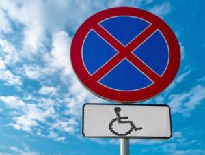 Можно ли остановиться под знаком «Остановка запрещена» инвалидам?