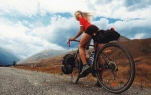 Передвижение велосипедистов по обочине