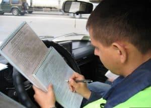 Повторный штраф за превышения скорости движения