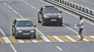 Разъяснения как правильно пропускать пешехода на пешеходном переходе