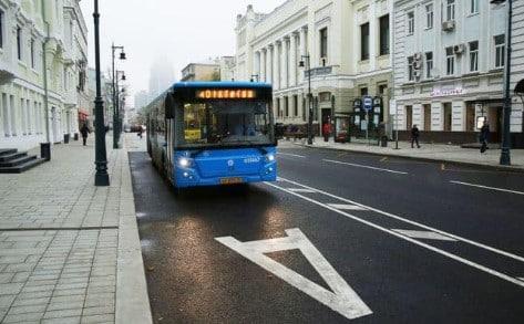 Кто может передвигаться по выделенной автобусной полосе