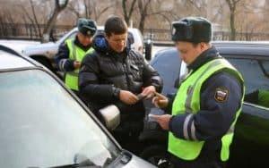 Штраф за вождение без прав после лишения