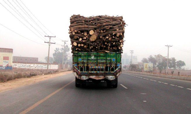 Штраф за перегруз грузового автомобиля в 2020 году