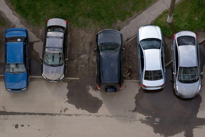 Штраф за парковку на газоне 2020 году