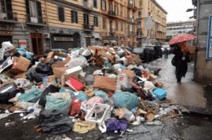 Штраф за выброс мусора на улице на улице