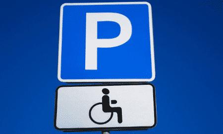 Штраф за парковку для инвалидов в 2020 году
