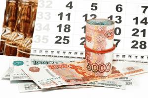 Сроки оплаты денежного взыскания