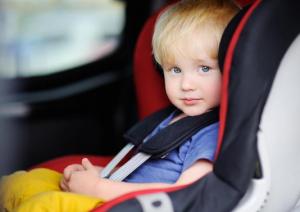 Перевозка детей до 7 лет