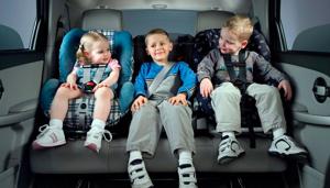 Перевозка детей от 7 до 12 лет