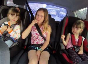 Правила перевозки детей в автомобиле в 2020 году